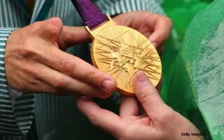 medalie de aur de la JO Londra 2012