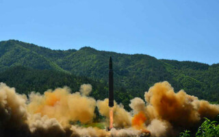 noua racheta nord-coreeana