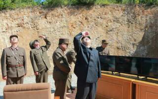 Phenianul a lansat prima sa racheta balistica intercontinentala