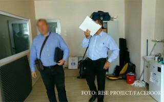 inspectie ANAf la sediul Rise Project