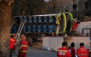 accident autocar Lima