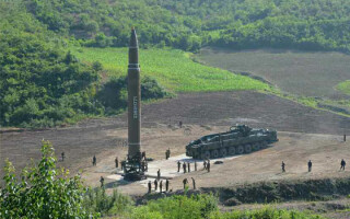 lansare racheta Coreea de Nord
