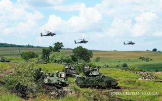 Cel mai mare exercitiu NATO in 2017, in Romania