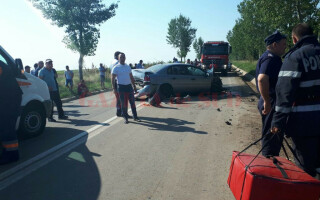 accident Sergarcea