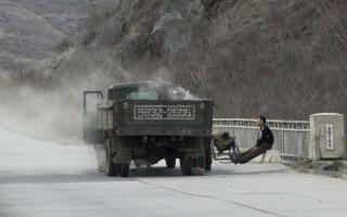 autostrazi coreea de nord - 1