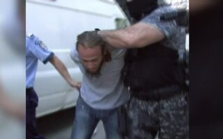 arestare autor crima Burdujeni