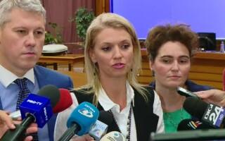 Catalin Predoiu, Alina Gorghiu