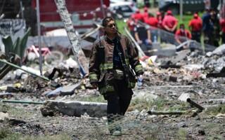 Explozie Mexic