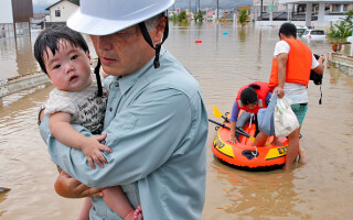 inundatii japonia - 7