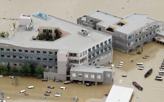 inundatii japonia - 2
