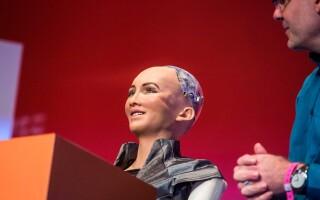 Robotul Sophia