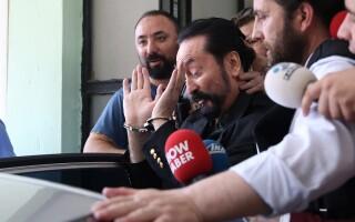 adnan Oktar arestat