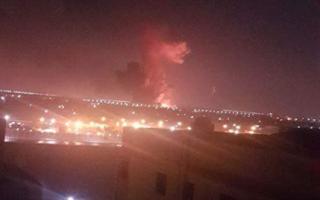Explozie Cairo