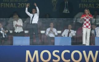 Macron la Cupa Mondiala