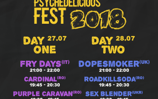 Psychedelicious Fest 2018