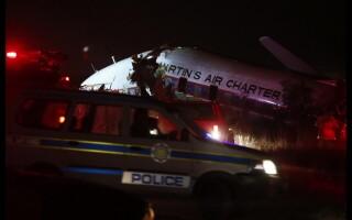 avion prabusit in Pretoria
