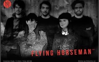 Flying Horseman