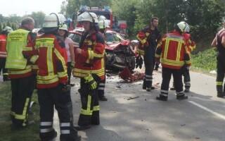 Accident Germania