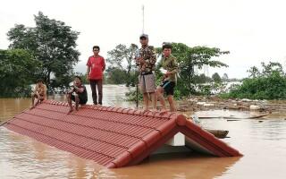 inundatie laos