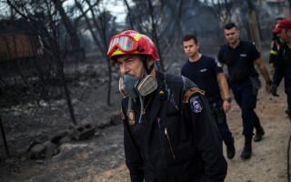 incendii grecia - 2