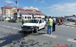 accident politistă