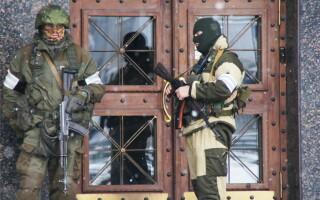 separatisti pro-rusi din Lugansk