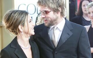Întâlnire secretă între Brad Pitt și Jennifer Aniston