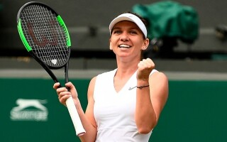 Simona Halep, calificată în finală la Wimbledon după meciul cu Elina Svitolina - 8