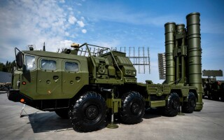 Rachete rusesti S-400