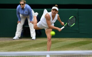 Simona Halep a câștigat finala Wimbledon 2019