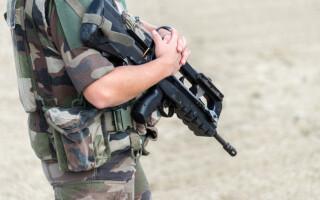 militar francez