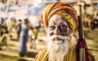 Barbat din India