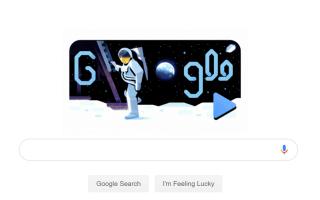 Google Doodle 19 iulie 2019