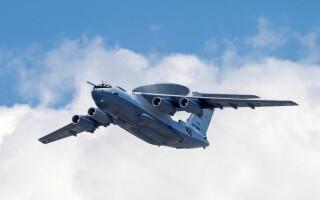 Avionul rus de avertizare A-50