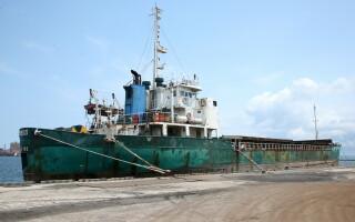 Coreea de Nord a arestat o navă de pescuit rusă