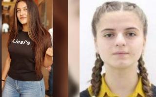 Cine sunt cele două fete dispărute în Caracal