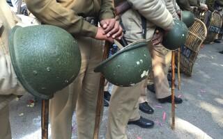 india politie