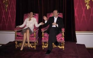 Ghislaine Maxwell si Kevin Spacey