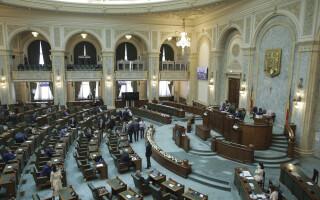 Sesiune extraordinară în Senat pentru alegerile locale. Când vor avea loc