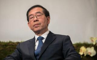 Primarul dispărut al Seulului, găsit mort. Era unul dintre cei mai importanți politicieni din Coreea de Sud