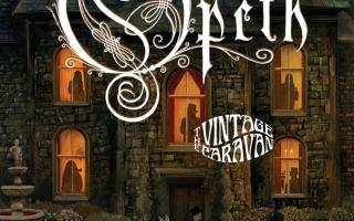 Opeth Bucuresti