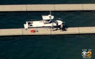 Cadavru descoperit în lacul Piru