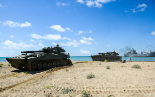 """Putin ordonă manevre în Marea Neagră: """"Există un risc serios de terorism"""""""