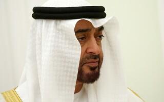 """Surse: Prințul moștenitor din Abu Dhabi, anchetat pentru """"complicitate la acte de tortură"""""""