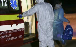 Bolnavul de Covid-19 care a refuzat tratamentul la Spitalul de Boli Infecțioase Timișoara a murit