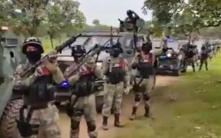 mexic soldati