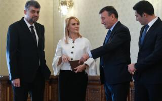 Marcel Ciolacu, Gabriela Firea, Paul Stanescu