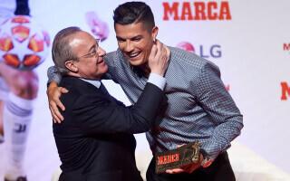 Florentino Perez: Cristiano Ronaldo este nebun. Un idiot, un bolnav