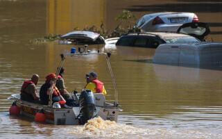 Cel puţin 183 de morţi în Europa, dintre care 156 în Germania, în urma inundaţiilor devastatoare