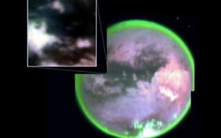 Titan - satelitul lui Jupiter
